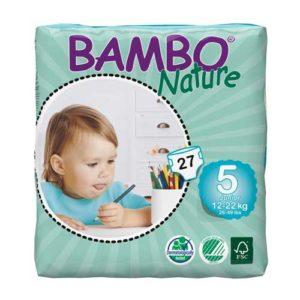 پوشک بچه بامبو 22-12