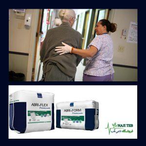 پوشینه بزرگسال بی اختیاری و دلایل استفاده از پوشک بزرگسال در سایت ناجی طب