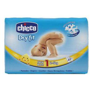 پوشک چیکو سایز ۱ (chicco) : فروش پوشک درسایت ناجی طب فروشگاه آنلاین