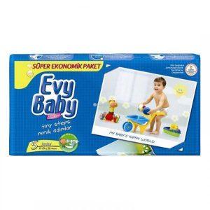 پوشک اوی بیبی سایز ۵(Evy Baby) در سایت ناجی طب فروشگاه ناجی طب